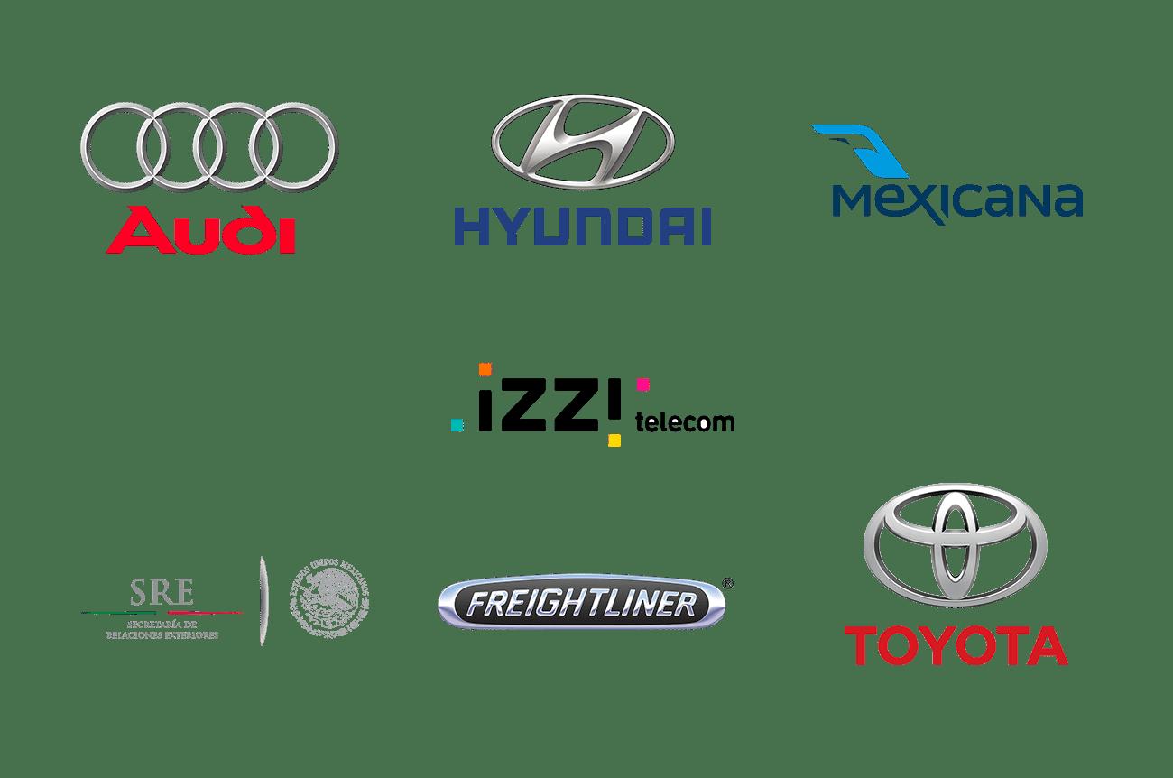 Clientes de Trasemex traslado de vehículos